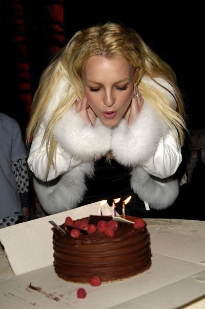 Бритни Спирс, 1 декабря 2007. Фото: Getty Images