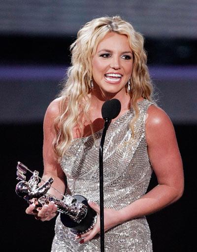 Бритни Спирс,  7 сентября 2008. Фото: Getty Images