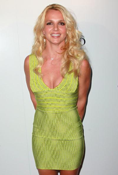 Бритни Спирс, 11 мая 2011. Фото: Getty Images