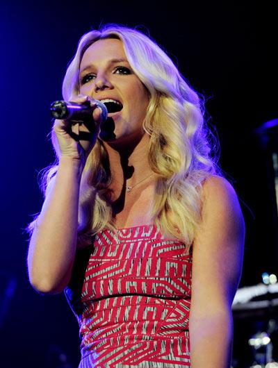 Бритни Спирс, 14 мая 2011. Фото: Getty Images