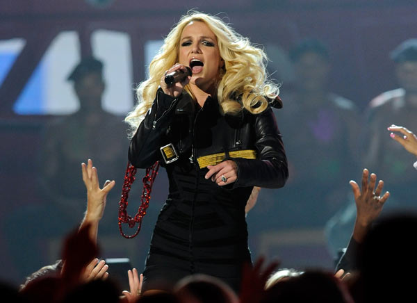 Бритни Спирс, 22 мая 2011. Фото: Getty Images