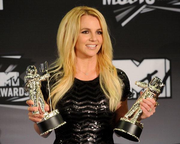 Бритни Спирс, 28 августа 2011. Фото: Getty Images