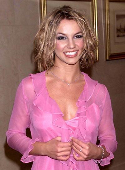 Бритни Спирс, 8 апреля 2000. Фото: Getty Images