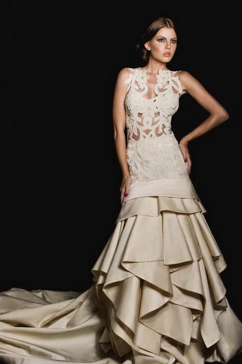 Одежда и платья из коллекции Татьяны Ульянцевой (Tatiana Uliantzeff)