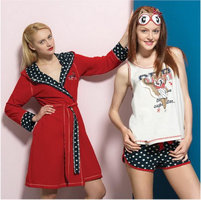Модная трикотажная одежда. Фото: RELAX MODE
