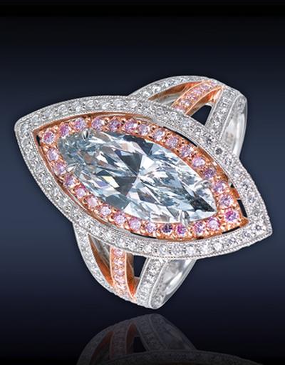 Обручальное кольцо от Jacob&Co. Фото с сайта jacobandco.com