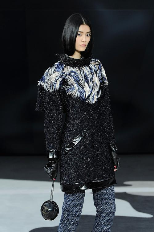 Дом Моды Chanel представил коллекцию 2013 года. Фото: Pascal Le Segretain/Getty Images