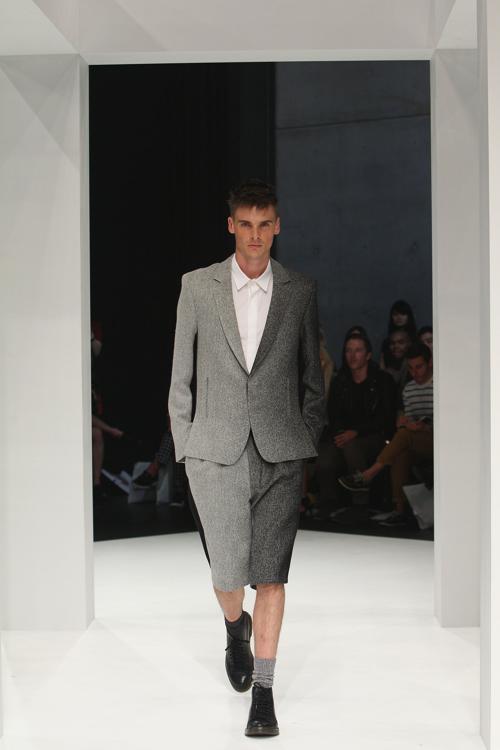 Коллекцию мужской одежды представили на Неделе моды 2013. Фото: Marianna Massey/Getty Images