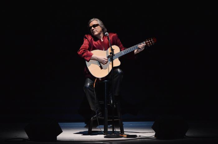 Гитарист Хосе Фелисиано на концерте Latino в честь инаугурации 2013, Вашингтон, 20 января 2013 года. Фото: Rick Diamond/Getty Images for Latino Inaugural 2013