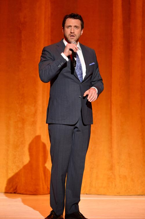 Певец Рауль Эспарза на концерте Latino в честь инаугурации 2013, Вашингтон, 20 января 2013 года. Фото: Rick Diamond/Getty Images for Latino Inaugural 2013