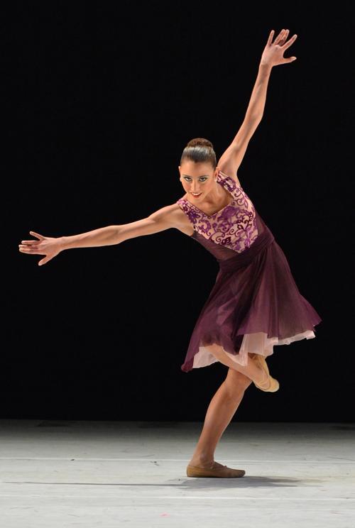 Танцовщица балета Hispanico на концерте Latino в честь инаугурации 2013, Вашингтон, 20 января 2013 года. Фото: Rick Diamond/Getty Images for Latino Inaugural 2013