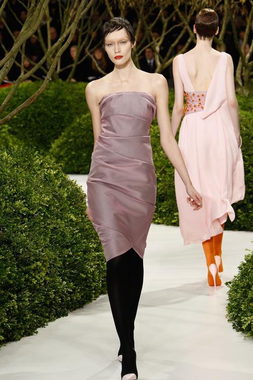 Показ коллекции весна/лето 2013 года от Christian Dior в Париже, Франция, 21 января 2013 года. Фото: Julien M. Hekimian/Getty Images