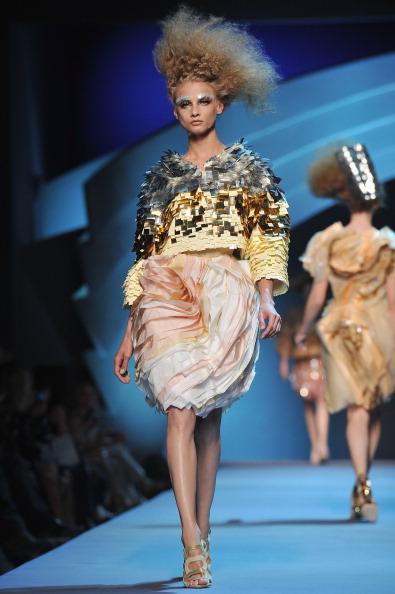 Фоторепортаж. Показ осеннее-зимней коллекции Christian Dior 2011/2012 на Неделе Высокой   моды в Париже,  Фото:  Pascal Le Segretain/Getty Images