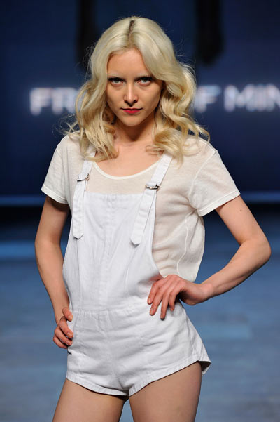 Неделя моды в Австралии: Edit Runway Show, 27 августа 2011 года в Сиднее, Австралия.  Фото: Stefan Gosatti/Getty Images
