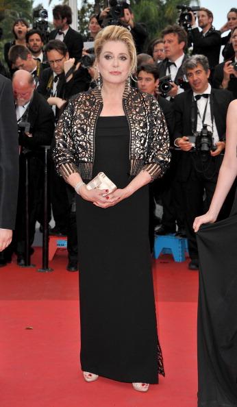 Фоторепортаж. Звезды на закрытии Каннского кинофестиваля 2011, 22 мая 2011, Канны, Франция. Фото: Eric Ryan/Getty Images