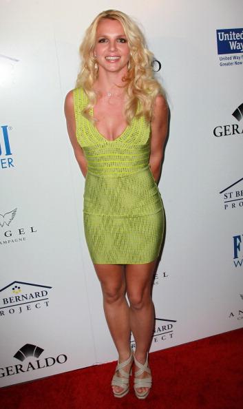 Бритни Спирс на благотворительном вечере, 11 мая 2011, Беверли Хиллз, штат Калифорния.  Фото: David Livingston/Getty Images