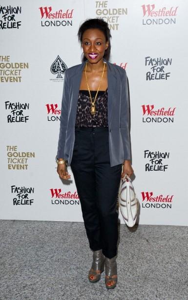 Звездные гости на открытии бутика, 5 апреля 2011,  Лондон, Англия.  Фото: Ian Gavan/Getty Images