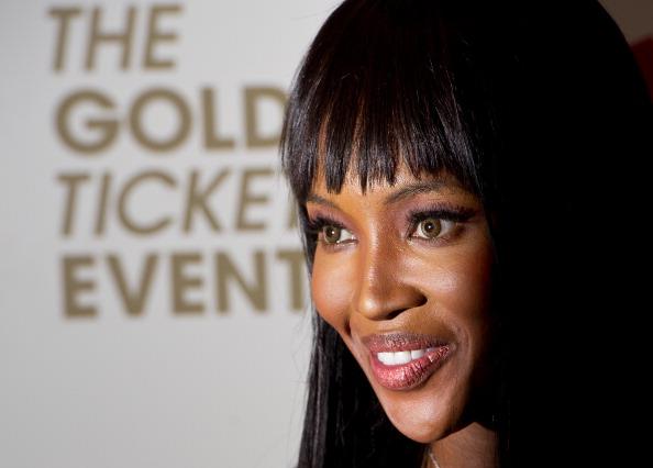 Наоми Кэмпбелл открывает  новый модный бутик, 5 апреля 2011,  Лондон, Англия.  Фото: Ian Gavan/Getty Images