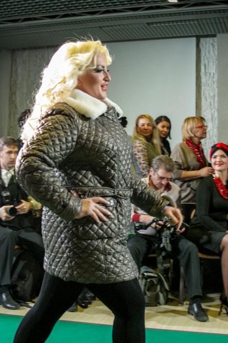 Конкурс красоты La Donna Dolche («Сладкая женщина») школы BIG MODEL дизайнера Ольги Моисеенко. Фото: Ульяна Ким/Великая Эпоха (The Epoch Times)