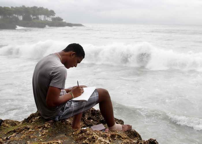 Санто-Доминго. Побережье. Фото: ERIKA SANTELICES/AFP/GettyImages