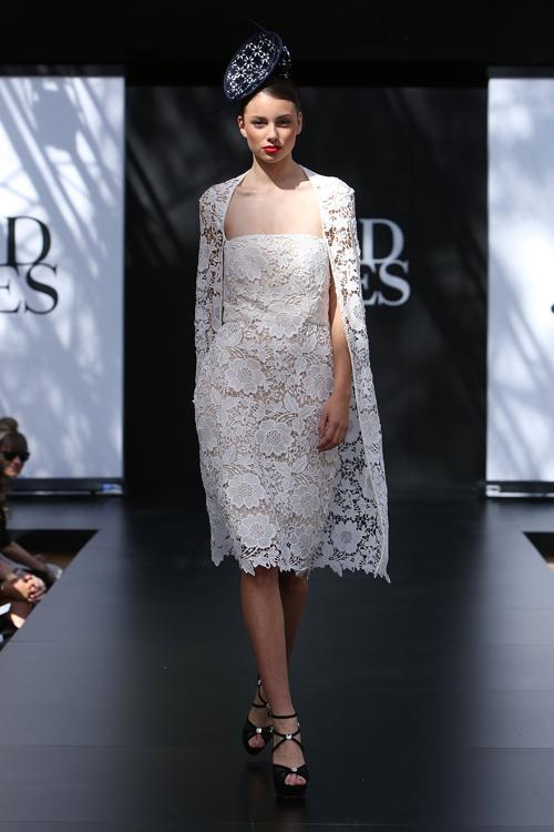 Австралийский дизайнер Дэвид Джонс представил новую коллекцию бренда David Jones на Неделе осенней моды в Мельбурне 2 сентября 2013 года. Фото: Graham Denholm/Getty Images