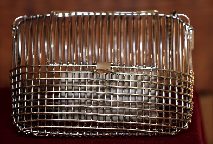 В рамках стартовавшей сегодня, 5 сентября 2013 года, Недели моды в Нью-Йорке дизайнеры фирмы Anndra Neen представили новую коллекцию ювелирных изделий и аксессуаров. Фото: Brian Ach/Getty Images