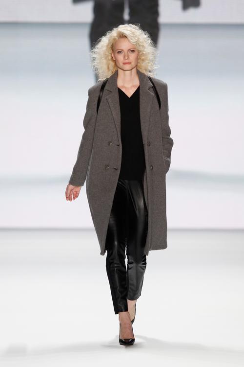 Ева Лутц провела модное шоу Minx by Eva Lutz осень-зима 2014/2015 на Неделе моды в Берлине 15 января 2014 года.Фото: Peter Michael Dills/Getty Images for IMG