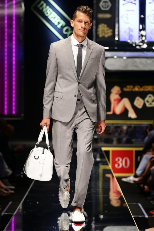Филипп Плейн представил мужскую коллекцию 2014 в Милане. Фото: Pier Marco Tacca/Getty Images for Philipp Plein
