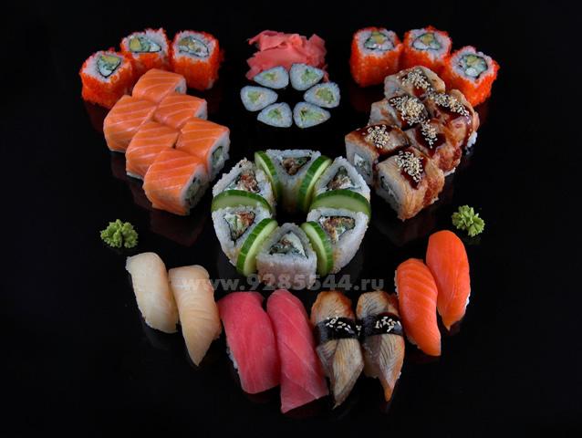 Доставка готовых обедов в офис! Возможность заказать блюда японской кухни и кухни народов мира от мастеров кулинарии. Фото с www.9285544.ru