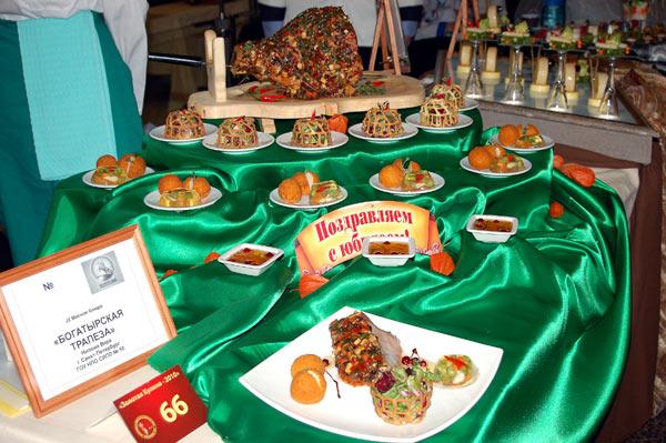 Соревнования мастеров высокой кухни в номинациях «Рыбное блюдо» и «Ресторанная мини-закуска». Фото: Ирина Оширова/Великая Эпоха