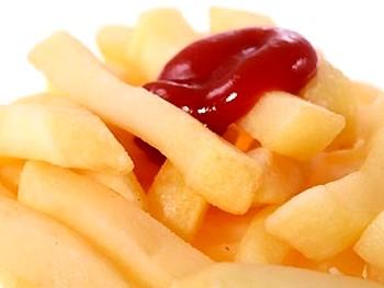 Великобритания лидирует в производстве разнообразной жареной картошки. Фото с Photl.com