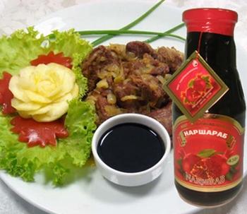 Гранатовый соус «наршараб». Фото с baklinas.lt