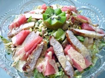 Салат «Оригинальный». Фото с ifs.cook-time.com