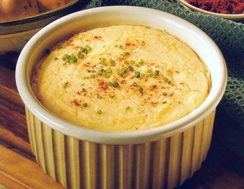 Картофельная запеканка и картофельный пудинг  . Фото с сайта www.imponline.ru