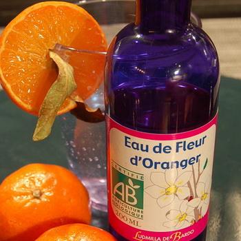 Вода из цветков апельсина. Фото: Наталья Орьен/Великая Эпоха/The Epoch Times, Франция