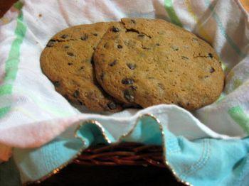 Изумительное печенье с молочно-шоколадной крошкой. Фото: Морин Зебиан/Великая Эпоха
