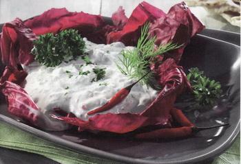 Пикантный крем из овечьего сыра. Фото: Tandem Verlag GmbH.