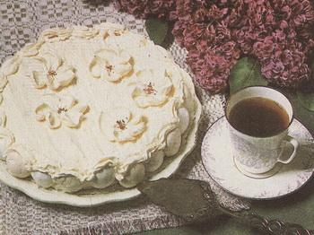 Торт «Невеста». Фото: из книги