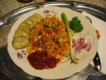 Великолепный рис, приготовленный на скорую руку. Фото: Лариса Чугунова. Великая Эпоха/The Epoch Times