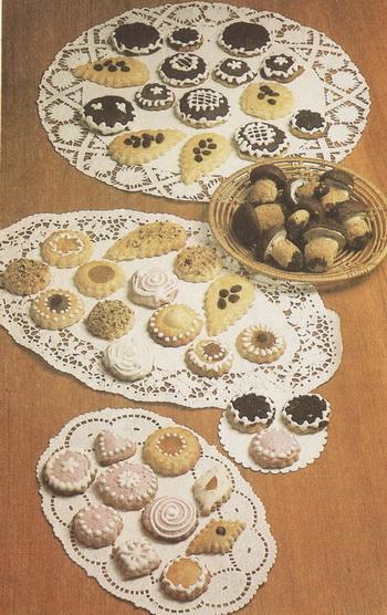 Песочное печенье. Фото из книги