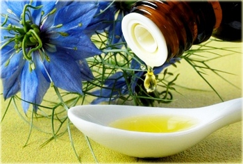 Масло чёрного тмина.  Фото с сайта yandex.ru