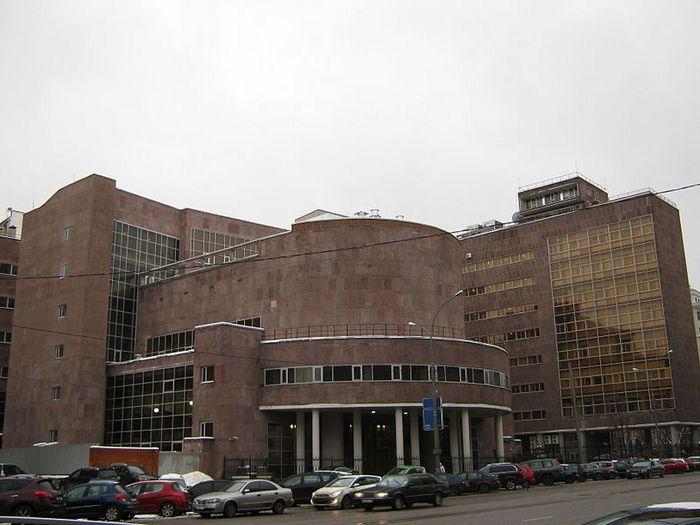 Здание Центросоюза. Фото: Акутагава/wikimedia.org