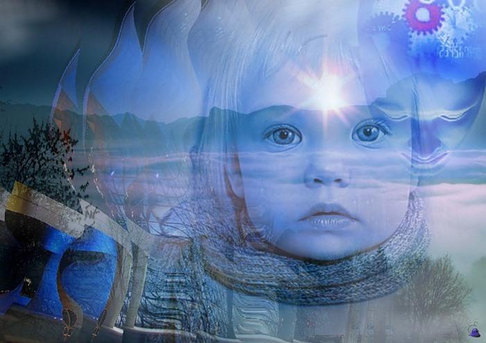 Наши малыши часто видят сны из прошлого. Фото с сайта nisaika.ru