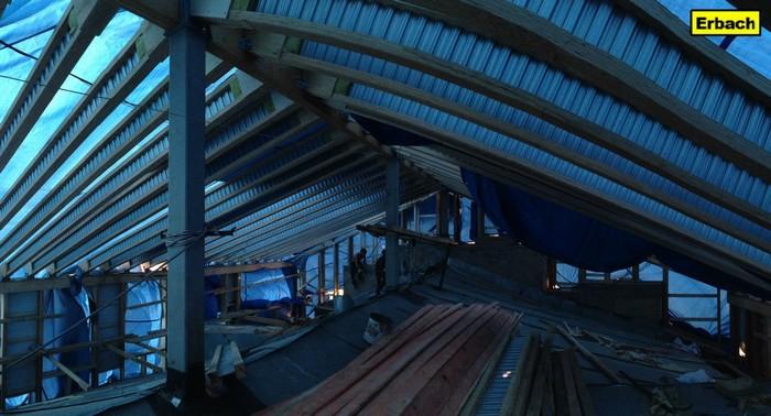 Универсальные балки Erbach удобны при реконструкции. Фото с сайта www.erbach.ru