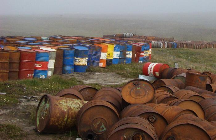 В Арктике надо предотвратить экологическую катастрофу, вызванную хозяйственной деятельностью человека. Фото с сайта riamotor.ru.