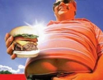 Пивной гамбургер. Фото с сайта www.life3000.ru