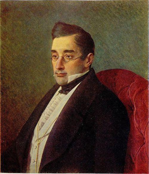 Портрет Грибоедова. Фото с сайта wikimedia.org (The Great Soviet Encyclopedia)