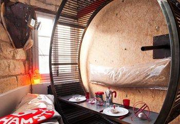La Villa Hamster. Фото с сайта www.bubblews.com