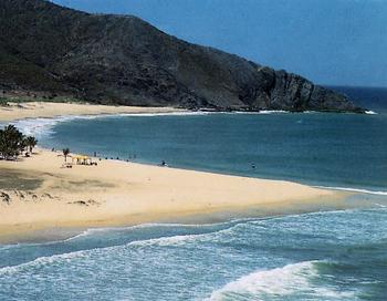 Один из пляжей на острове Маргарита. Фото с сайта turblogu.ru