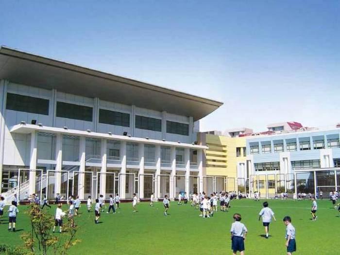 Yew Chung — международная школа Шанхая